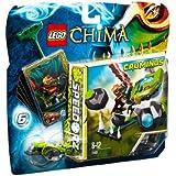 Lego - A1301470 - Chamboule Tout - Chima