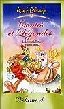 echange, troc Contes et Légendes - Vol.4 : Le Lièvre et la tortue [VHS]