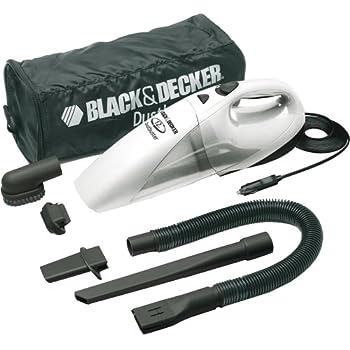 BLACK&DECKER サイクロン方式クリーナー カーバック Z-ACV1205