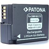 """Bundlestar * Qualitätsakku für Panasonic DMW BLC12 E mit 950mAh !! mit Infochip Intelligentes Akkusystem - 100% kompatibel """"neueste Generation"""" - mit Restlaufzeitanzeige"""" Für -- Panasonic Lumix DMC FZ200 G5 (GH2 und G6 ohne Restlaufzeitanzeige) usw."""