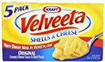 Velveeta Kraft Shells and Cheese, 12...