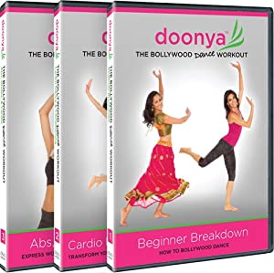 Doonya: The Bollywood Dance Workout Complete 3 Dvd Series (2013)