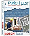 Bosch Punch List Digital Task Master, Master Builder 2003 Version #BDPTPLMB
