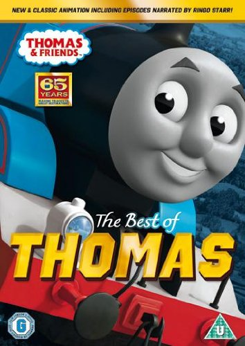 Thomas & Friends - The Best Of Thomas (65th Anniversary) [DVD] [2010]