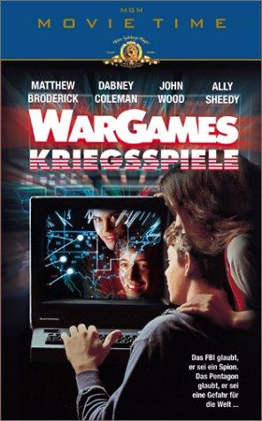 WarGames - Kriegsspiele [VHS]