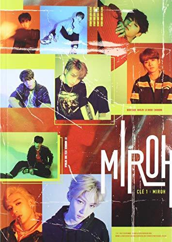 CD : STRAY KIDS - CLE 1 - Miroh (mini Album)