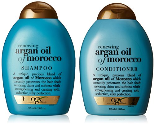 OGX Renewing Argan Oil of Morocco Shampoo & Conditioner (13 fl. Oz.) (Morocco Shampoo And Conditioner compare prices)