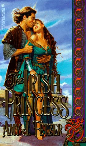 Image of The Irish Princess (Zebra Historical Romance)