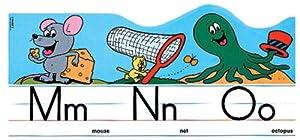 Alphabet Bulletin Board Set: Amazon.co.uk: Frank Schaffer ...