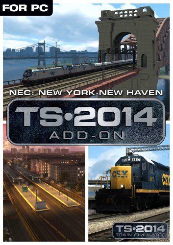 NEC: New York-New Haven Route Add-On Online Code (PC)