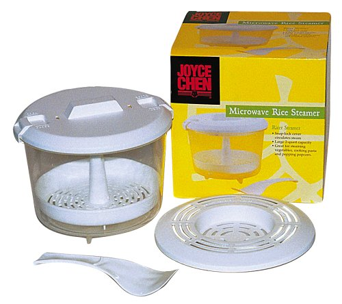Joyce Chen 4 In 1 Microwave Rice Steamer