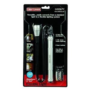 LED Flexible 160 Lumen Flash Light
