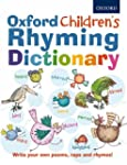 Oxford Children's Rhyming Dictionary...