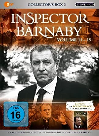 Inspector Barnaby - Collector's Box 3, Vol. 11-15