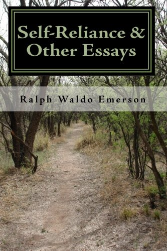 Self-Reliance and Other Essays Quotes