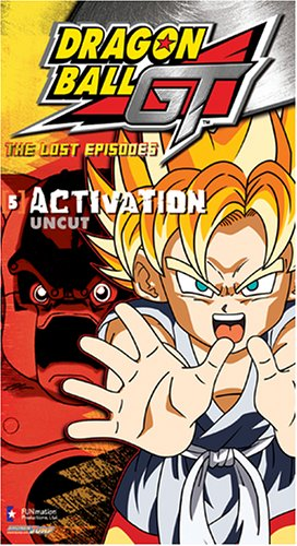 Dragon Ball Gt 5: Lost Episodes - Activation [VHS]