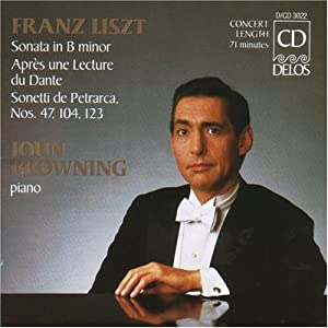 Liszt: Piano Sonata In B minor / Annees de pelerinage, (2nd year, Italy) - Sonnets Nos. 4 - 7, S. 161:4-7, 178