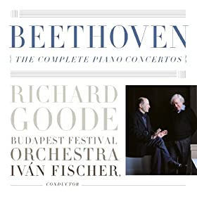 Beethoven: The Complete Piano Concertos [+digital booklet]