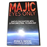 Majic Eyes Onlyby Ryan S. Wood