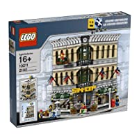 LEGO Creator Grand Emporium 10211 by LEGO Creator