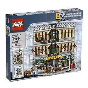 レゴ クリエイター ファイヤーブリゲード 10197
