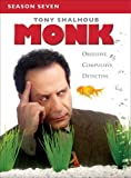 Monk: Season Seven (4pc) (Ws Sub Dol Box Slim) [DVD] [Import]