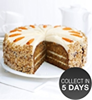 Triple-Layer Carrot Cake