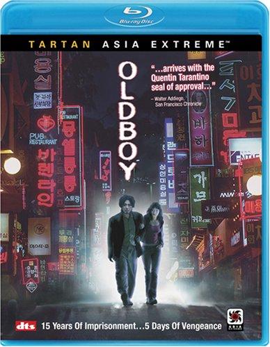 <オールド・ボーイ(2003)>  Oldboy [北米版 Blu-ray]