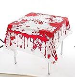 テーブルクロス 血のり