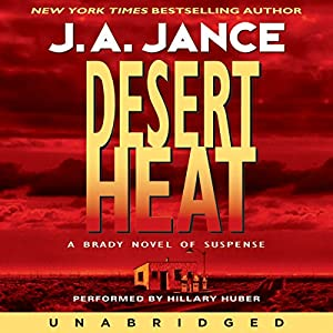 Desert Heat Audiobook