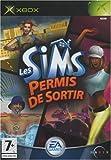 echange, troc Les Sims : Permis de sortir