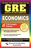 The Best Test Preparation for the GRE, Graduate Record Examination, Economics (Gre Economics Test)