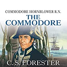 The Commodore Audiobook by C. S. Forester Narrated by Christian Rodska