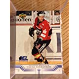 2001-02 German Upper Deck # 91 Oscar Ackeström