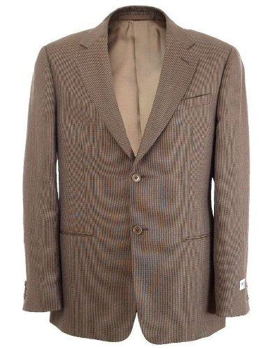 Men's Blazer Wool Mix Armani Jacket UK 46R