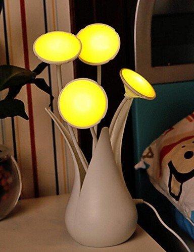 CinCin fiore bottiglia di modellazione di controllo della luce della lampada cultura pentola di induzione usb