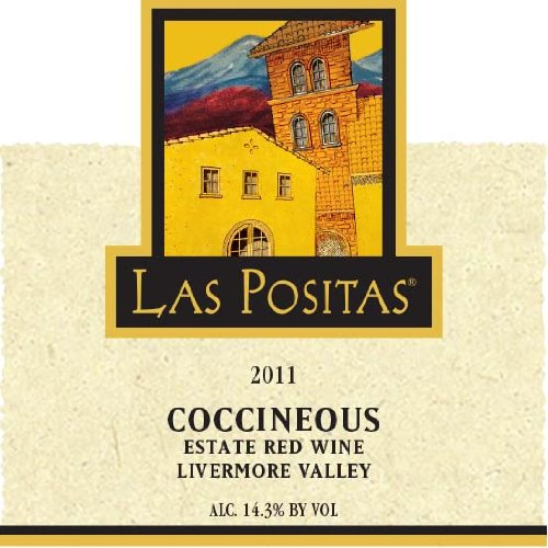 2011 Las Positas Vineyards Coccineous 750 Ml