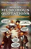 Dictionary of Modern Humorous Quotations, The Penguin