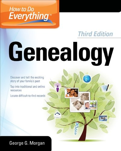 How to Do Everything Genealogy 3/E 007178084X pdf