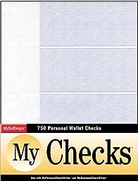 MyChecks Wallet 3-UP