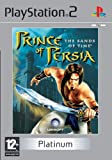 Prince of Persia The Sands of Time (Platinum PS2)