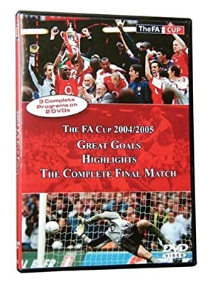 FA Cup 2004/2005 Great Goals, Highlights & Complete Final Match