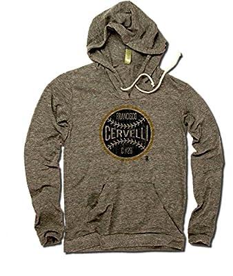 Francisco Cervelli MLBPA Pittsburgh Women's Hoodie Francisco Cervelli Ball K