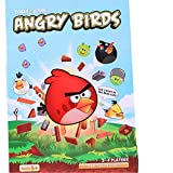 Angry Birds Knock on Wood Board Game Sound Effect Table Game (6 Pcs birds + 5 Pcs Pigs)