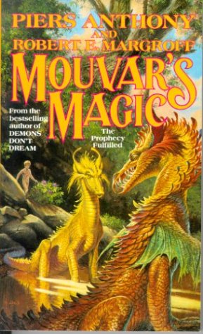 Mouvars Magic, PIERS ANTHONY, ROBERT E. MARGROFF