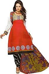 Jodha Womens Cotton Dress Material (Laado2212 -Multi-Coloured -Free Size)