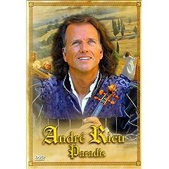 André Rieu : Paradis - DVD (pas de partitions)