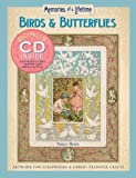 Memories of a Lifetime: Birds & Butterflies: Artwork for Scrapbooks & Fabric-Transfer Crafts