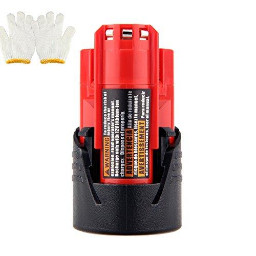 Milwaukee 12 Volt Tools front-61108