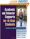 Academic and Behavior Supports for At-Risk Students: Tier 2 Interventions (Guilford Practical Intervention in Schools)